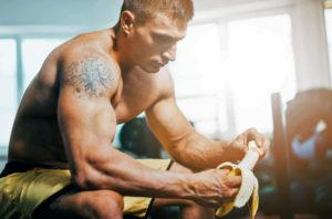 Banana e Musculação