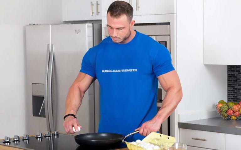 Ovo e Musculação