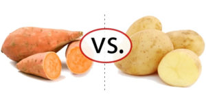 Batata ou Batata Doce – Tudo que você precisa saber
