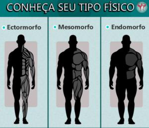 Ectomorfo, Endomorfo ou Mesomorfo ?