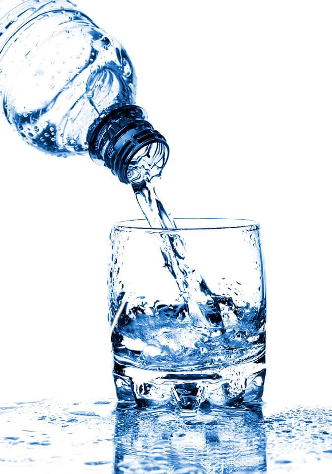 aumentar testosterona água