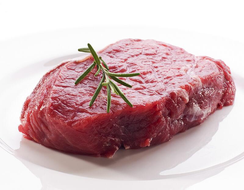 testosterona carne vermelha