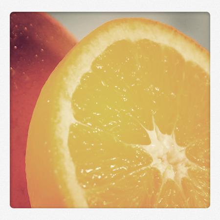 frutas cítricas - vitamina c