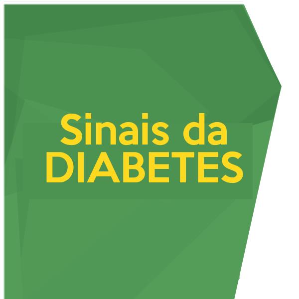 Sinais de Diabetes – Alerta – Conheça os 10 Primeiros Sinais de Diabetes