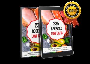 Receitas para Dietas Baixas em Carboidratos