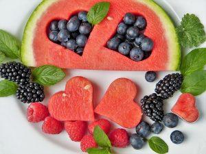 frutas e a dieta poucos carboidratos